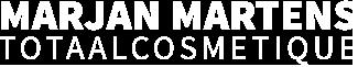 Marjan Martens Totaalcosmetique Logo